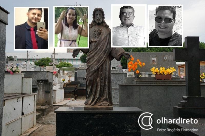 Bispo, servidor do Tribunal de Justiça, educadora e biólogo morrem vítimas da Covid-19 em Mato Grosso