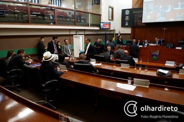 Oposição critica escolha de membros de CPI, mas não deve recorrer a justiça
