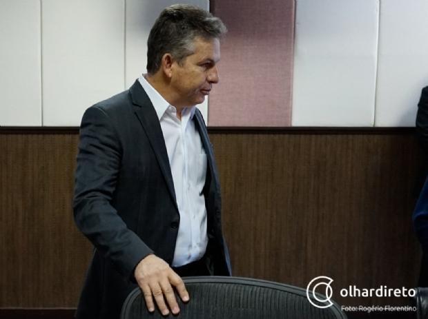 Mauro diz que empréstimo não garante 13º: alivia o caixa, mas não é suficiente