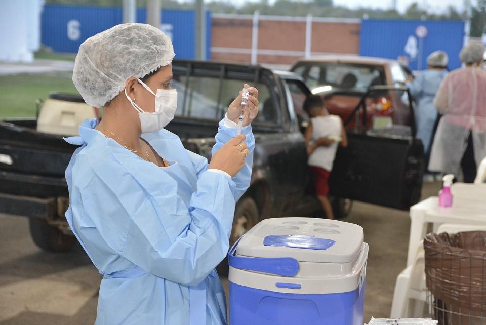 VG abre pré-cadastro para vacinação de pessoas de 50 a 59 anos com comorbidades contra a Covid-19