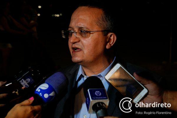 Pedro Taques destaca que sempre exigiu investigação profunda dos escândalos denunciados no governo Dilma