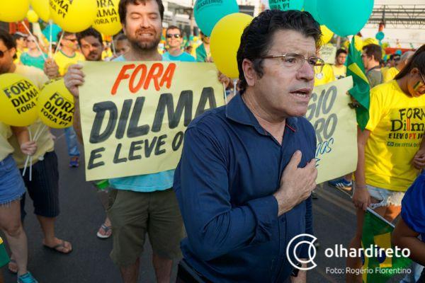 """Galli afirma que Temer é mais político que Dilma e oxigenará cenário: """"Quem fica em cima do muro é tijolo"""""""