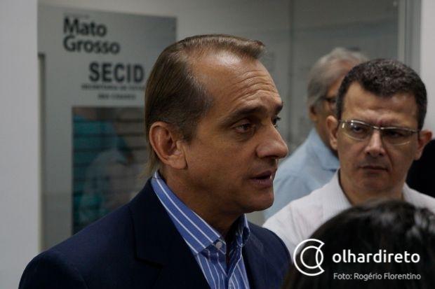 Wilson promete enfrentar poderosos sonegadores e fala em perda de R$ 100 mi com combustíveis