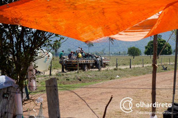 Segurança reitera pedido de intervenção da Força Nacional para garantir desocupação de garimpo