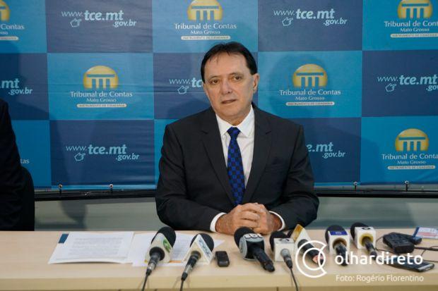 Tribunal de Contas entra na discussão sobre escolha de conselheiro e sugere até concurso público em MT