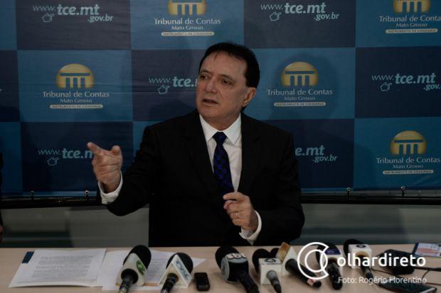 Antônio Joaquim reconhece que, no passado, governadores cometeram erros em indicações