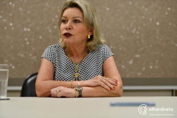 """""""Não tenho propostas para mulheres, não é meu foco"""", diz Selma Arruda sobre atuação no Senado"""
