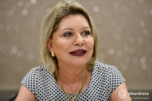 Selma nega que tenha faltado reunião e se diz surpresa com recusa do PSDB em dividir propaganda