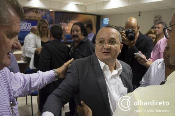 Taques se mantém otimista e prevê conclusão da internacionalização do aeroporto a tempo da FIT
