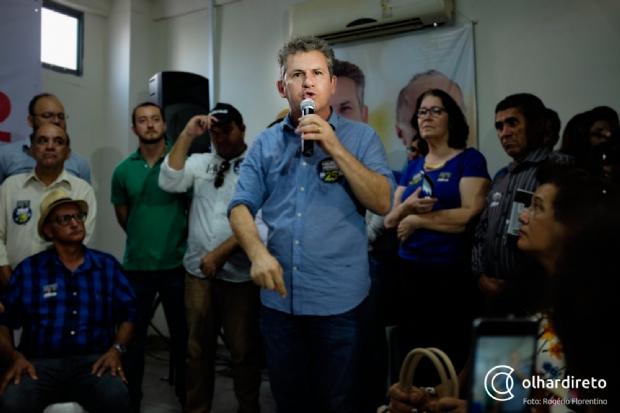 Mauro Mendes garante regularização de repasses a Hospital Regional de Sorriso