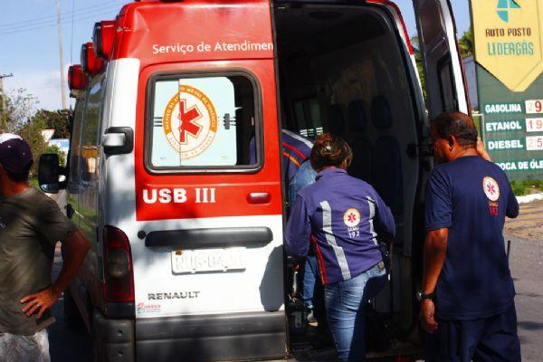 Bandido alvejado em loja em assalto morre durante cirurgia em Rondonópolis