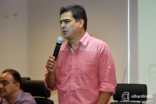 Sem vice, PTB cobra reunião com prefeito e Emanuel garante que irá promover paz entre partidos