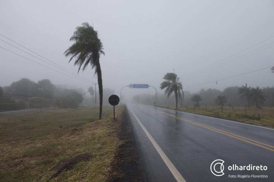 Frente fria mais intensa do século pode chegar a Mato Grosso na próxima semana