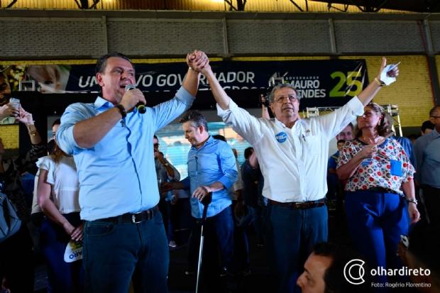 """Fávaro diz que Leitão agiu como """"raposa"""" e foi """"oportunista"""" ao pedir votos para Jayme Campos"""