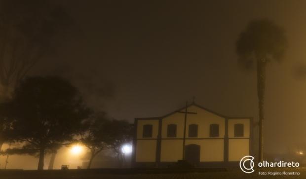 Chapada pode ter fim de semana gelado com mínima de 12ºC; clima em Cuiabá continua ameno