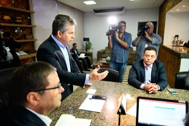 Plano de Mendes não é unanimidade na AL e apresentação para deputados gera tensão