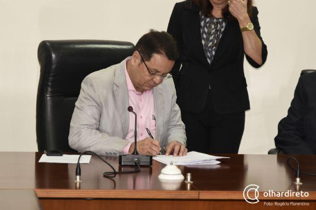 Botelho assume Paiaguás mas despacha da Assembleia; Nininho na presidência da Casa de Leis