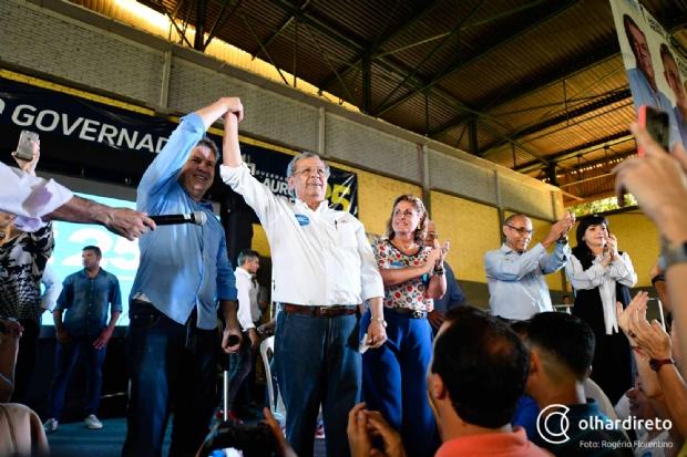 Com mais de R$ 1 milhão de despesas, Jayme já gastou mais que Bolsonaro em campanha