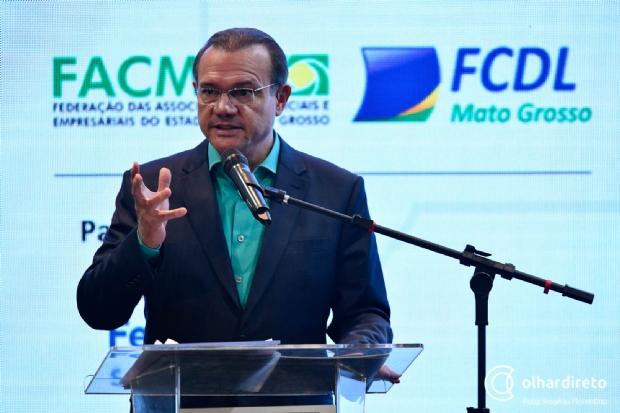 Fagundes pede transparência e diz que vitória de Taques ou Mauro não trará mudanças