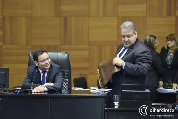 Deputados estaduais estão com pressa de votar a PEC do Teto de Gastos, no plenário da AL