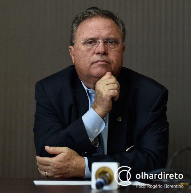"""Blairo diz que delação de Silval é estratégia desesperada e """"mentirosa"""" para deixar cadeia"""