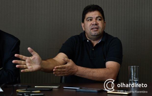Senador Cidinho seria alvo de operação da PF que investiga fraude em registros sindicais