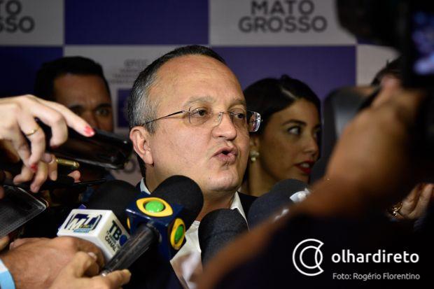 Taques comemora afastamento de Renan da presidência do Senado: 'a justiça está sendo feita'