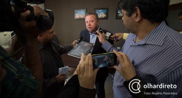 Blairo diz que acusações são injustas e que vai continuar atuando no Ministério da Agricultura