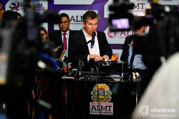 Governo espera arrecadar R$ 300 milhões com corte de 15% de incentivos fiscais em MT