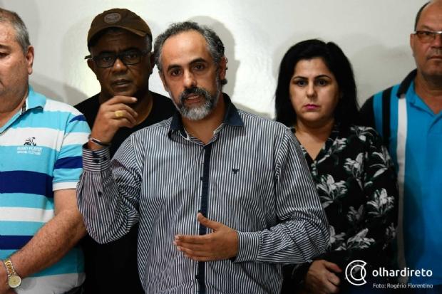 Servidores criticam posicionamento de Gallo e dizem que ele não representa funcionalismo
