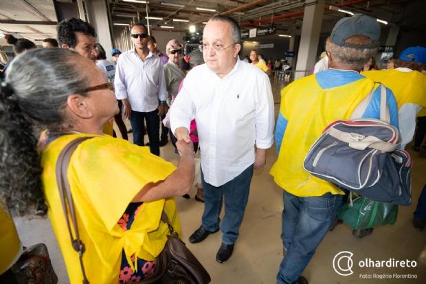 Taques ignora críticas de Pivetta e assegura estar focado na gestão e sem pensar em reeleição