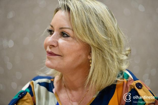 "Selma Arruda nega caixa 2 de campanha e aceita ""desafio"" de quebra de sigilo"