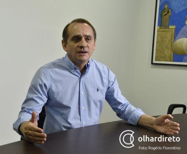Wilson Santos condena manobra de Viana e prepara articulação da base para aprovar contas
