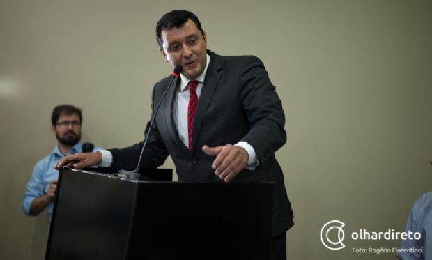 Allan Kardec afirma que oposição deseja amplo debate e se previne contra 'rolo compresso' governista