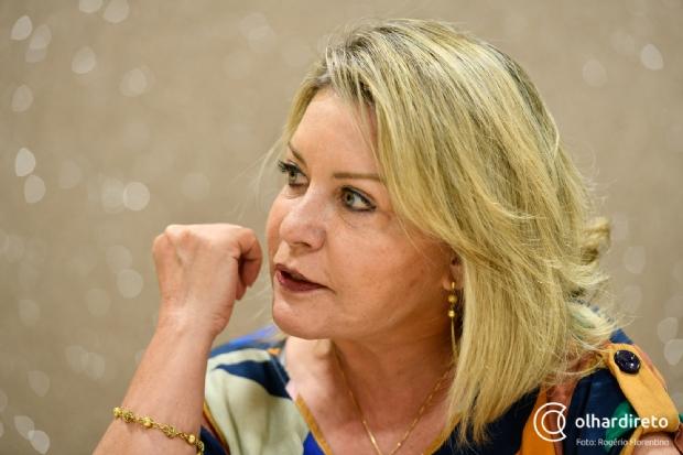 Selma chama Taques, Viana e Medeiros de oportunistas por manifestarem apoio a Bolsonaro