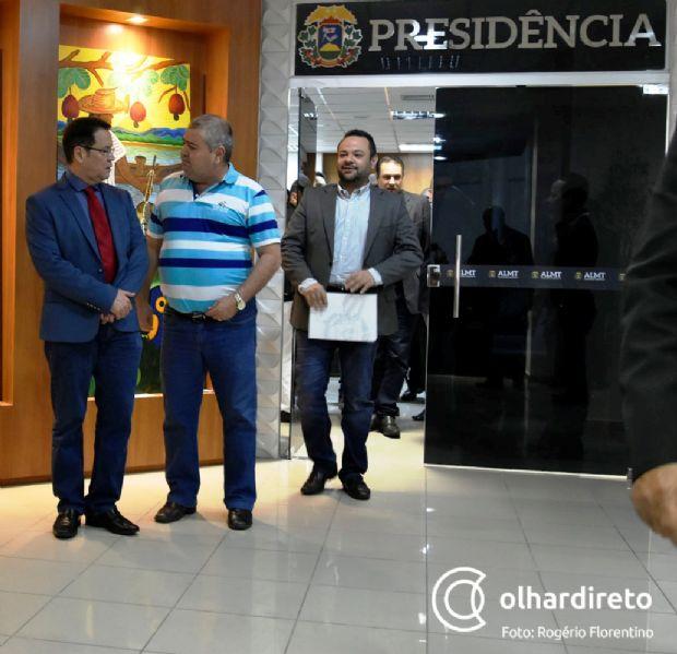 Eduardo Botelho e José Adolpho Vieira têm conversado bastante