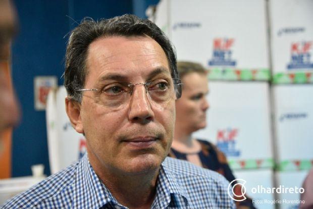Orientação do partido é para ficar longe de Taques, diz Ezequiel sobre convite a vereador