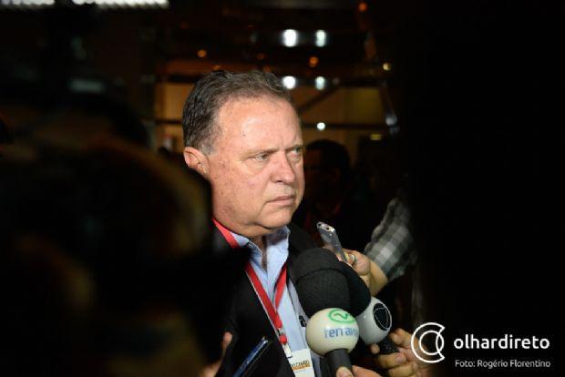 Blairo Maggi diz que fica no Ministério da Agricultura até dezembro de 2018, se assim desejar, com aval de Michel Temer