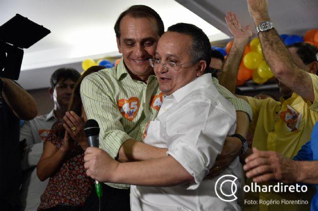 """Wilson afirma que oposição não tem musculatura: """"Sonham com alguém da nossa base"""""""