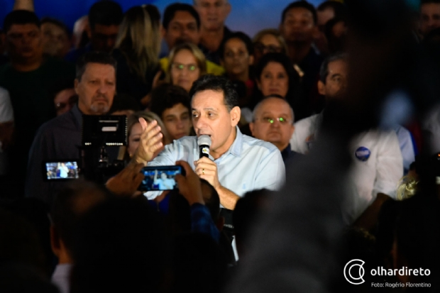 Filiado ao PSD, prefeito de Água Boa declara apoio a Nilson Leitão