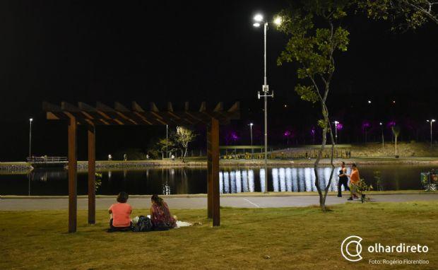 Prefeitura realiza evento na quadra de areia do Parque das Águas com etapa nacional de Futevôlei