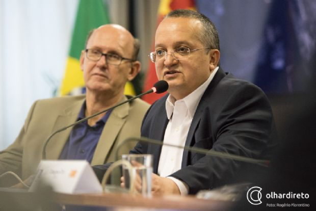 Pedro Taques propiciou à Sinfra injeção financeira no setor da construção pesada