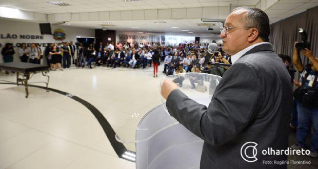 Pedro Taques assegura debate sobre projetos do ajuste fiscal e diz que deseja construir uma sociedade melhor
