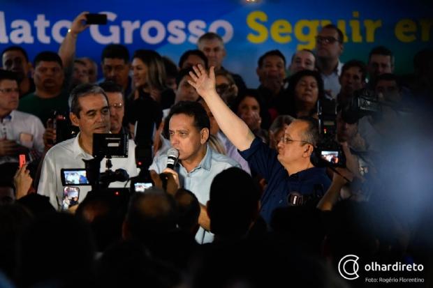 Veja lista  de candidatos a deputado estadual e federal registrados em ata pela coligação de Taques