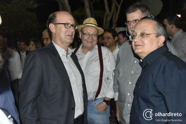 Pedro Taques incumbiu o secretário Carlos Avalone Júnior de buscar investidores, para gerar emprego e renda