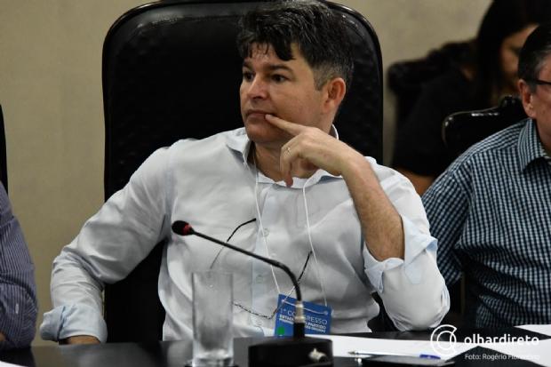 José Medeiros considera normal montar palanque para vários presidenciáveis em Mato Grosso