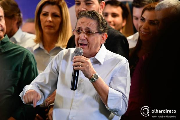 Ex-prefeito de Cuiabá Chico Galindo. Lembra-se dele?
