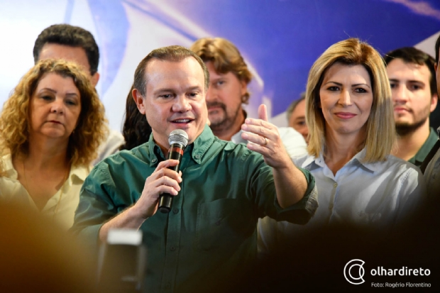 """Emanuel entra de vez na campanha de WF e traça estratégias para """"invasão"""" em Cuiabá"""