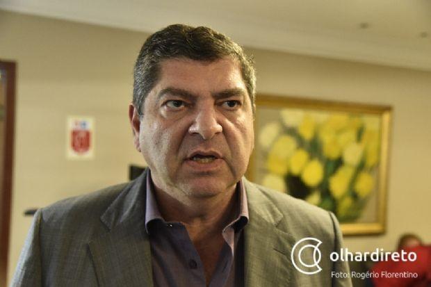 Maluf defende debate com o agronegócio e diz que setor já contribui muito com Estado