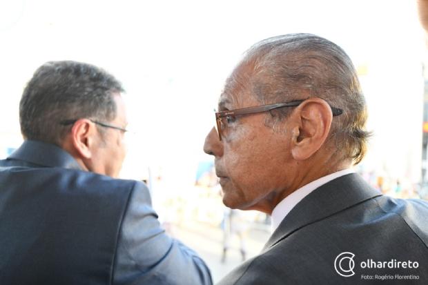 """Cirurgia de Mauro obriga DEM a adiar convenção e Julio joga problema no """"colo"""" de Antero"""